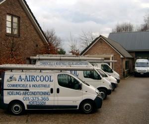 Bedrijfsvoorstelling A-Aircool
